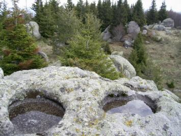 Θρακικός Ιερός Τόπος κοντά στο χωριό Buinovo