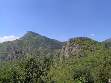 Κορυφή Grebenetz