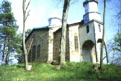 Παρεκκλήσι Αγίου Ατάνα