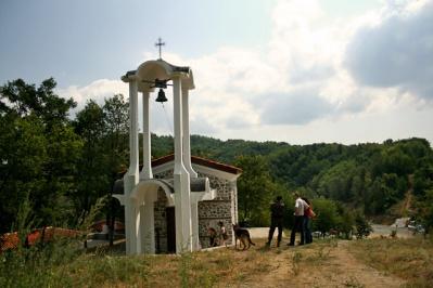 Παρεκκλήσι Αγίου Κωνσταντίνου και Ελένης