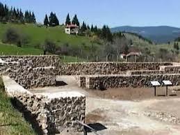 Πρώιμη Βυζαντινή βασιλική - χωριό Gela