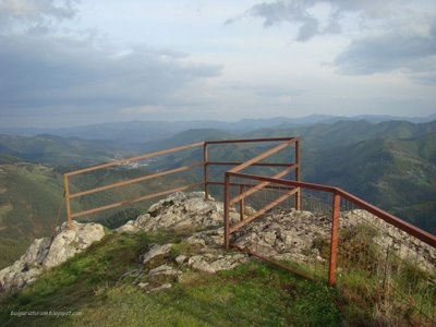 Φρούριο Momchilova (Povidzos)