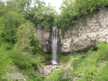 Smolianski vodopad