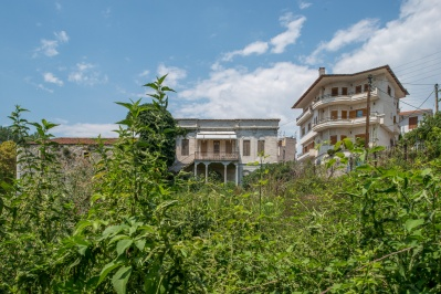 Οικία Αναστασιάδη (Μαρμάρινο Σπίτι)