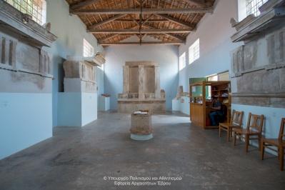 Αρχαιολογικό Μουσείο Σαμοθράκης
