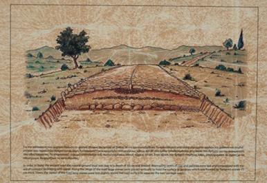 Ancient Egnatia road
