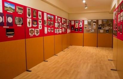 Archaelogical exhibition of Spileo
