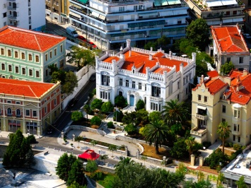 Πλατεία Καπνεργάτη - Οδός Κύπρου