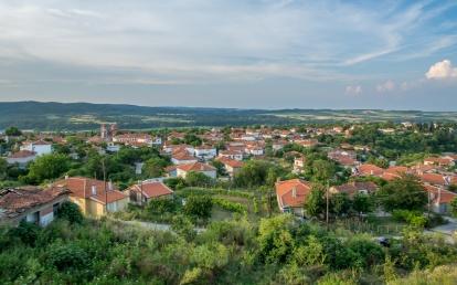 Village of Dadia