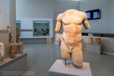 Αρχαιολογικό μουσείο της Θάσου