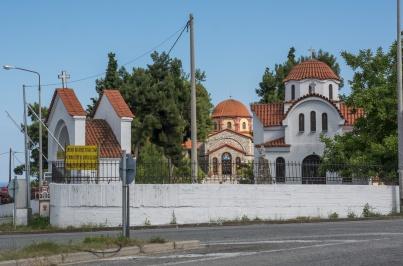 Ιερά Μονή Αγίου Αποστόλου Σίλα