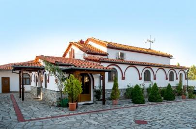 Monastery of Panagia Paggaiotisis  Chortokopiou