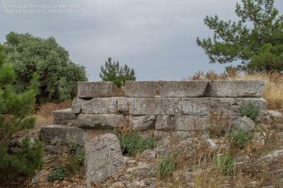 Πόλις της αρχαίας Θάσου (Λιμένας Θάσου)