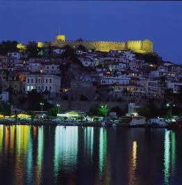 Castle of Kavala