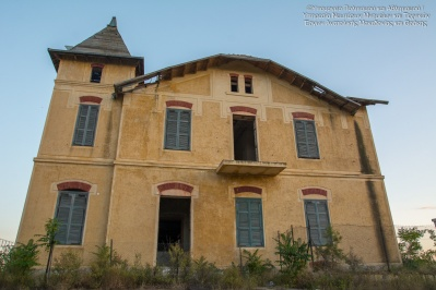 Palace in Limenaria of Thasos