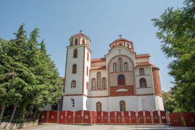 Ιερά Μονή Αγίου Δημητρίου Νικήσιανης