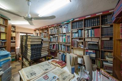 Ιστορικό και Λογοτεχνικό Αρχείο Καβάλας