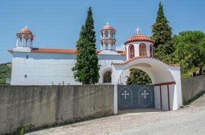 Ιερά Μονή Υπαπαντής στο παλιό Χορτοκόπι