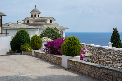Monastery of Archangel Thassos