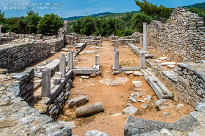 Archaelogical Site of Alyki
