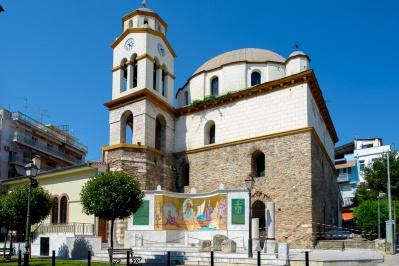 Μνημείο Αποστόλου Παύλου - Ι.Ν. Αγίου Νικολάου