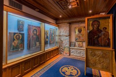 Εκκλησιαστικό Μουσείο Μητροπόλεως Ξάνθης / Μονή της Παναγίας της Αρχαγγελιώτισας