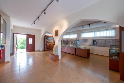 Μουσείο Λαογραφικής και Ιστορικής Ανάδειξης «Γρηγόρης Αυξεντίου»