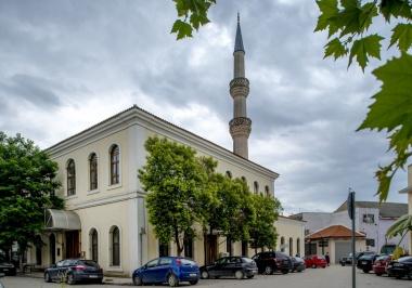 Παλιό Τέμενος, Έσκι Τζαμί