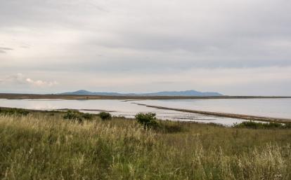 Ptelea or Karagatseli and Marsh lagoons