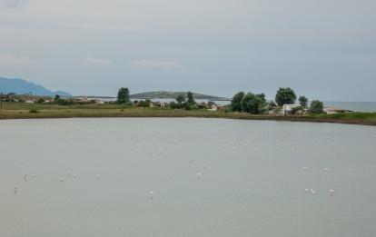 Alyki lagoon