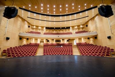 Music Hall at Komotini