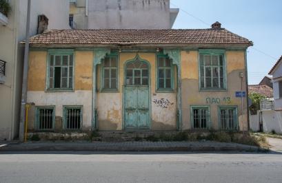 Κτίριο στην οδό Ζυμβρακάκη 25