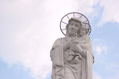 Μνημείο Θεοτόκου Μαρίας