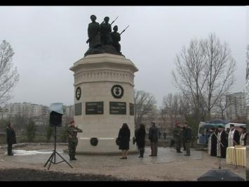 Μνημείο για το 10ο Σύνταγμα Πεζικού της Ροδόπης