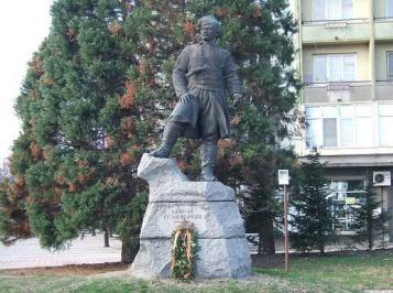 Μνημείο του Καπετάν Petko Voivoda, στο Χάσκοβο