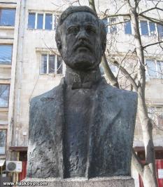 Μνημείο του Peter Berkovsky