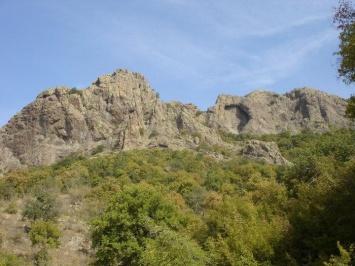 Προστατευόμενη περιοχή  Chernata Skala (Μάυρη Πέτρα)