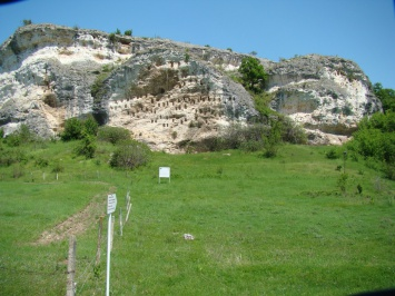 Θρακικό συγκρότημα λατρείας στην περιοχή  Kovan Kaya