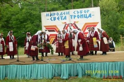 Παραδοσιακό Λαογραφικό Φεστιβάλ στο μοναστήρι