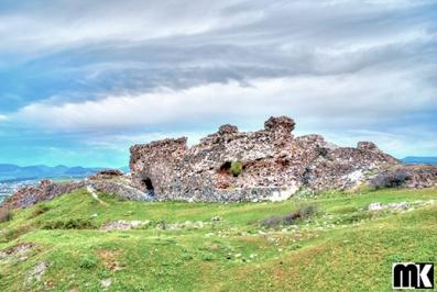 Αρχαίο και μεσαιωνικό φρούριο Vishegrad