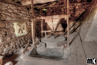 Νερόμυλοι - χωριό Shumnatitsa