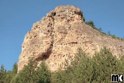 Αρχαίο φρούριο Oreshari
