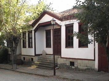 Σπίτι - Μουσείο στην πόλη του Krumovgrad